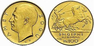 Franga - Image: Franga Coin