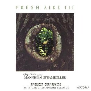 Fresh Aire III - Image: Fresh Aire III Cover