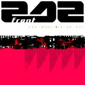 Re-Boot: Live '98 - Image: Front 242 Re Boot