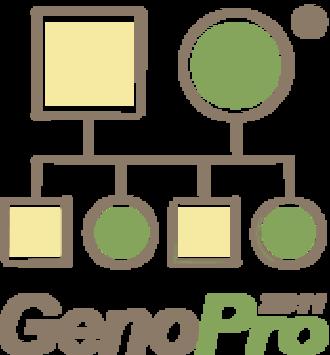 GenoPro - Image: Geno Pro Logo 150
