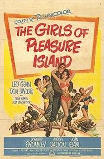 <i>The Girls of Pleasure Island</i> 1953 film