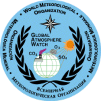 Global Atmosphere Watch - Global Atmosphere Watch's logo until 2012