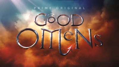 Picture of a TV show: Good Omens