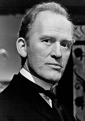 Gordon Jackson (actor) - Gordon Jackson as  Mr. Hudson in Upstairs, Downstairs