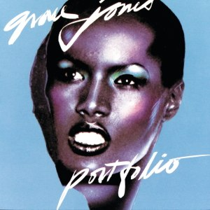 Portfolio (Grace Jones album) - Image: Gracejonesportfolio
