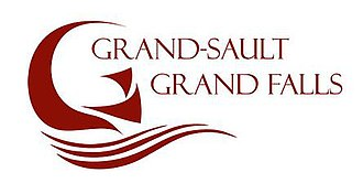 Grand Falls, New Brunswick - Image: Grand Falls Logo