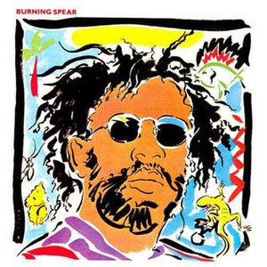 Reggae Greats (Burning Spear album) - Image: Greats 500x 500