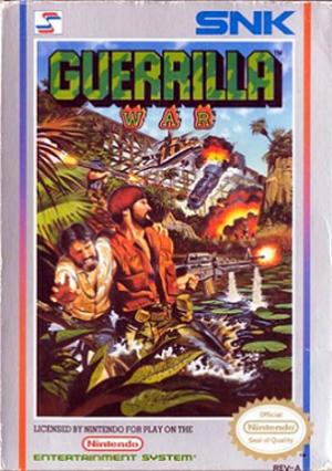 Guerrilla War (video game) - Image: Guerrilla War Cover