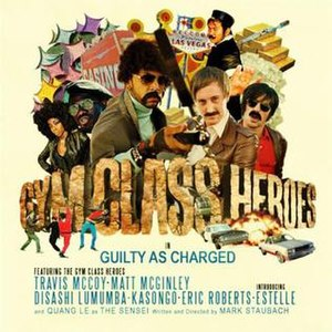 Guilty as Charged (song) - Image: Guilty as Charged single
