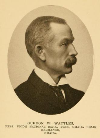 Gurdon Wattles - Gurdon Wattles in 1904