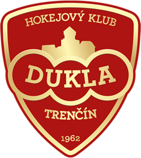 HK Dukla Trenčín ice hockey team