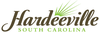 Official logo of Hardeeville, South Carolina