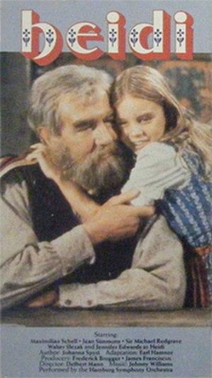 Heidi (1968 film) - Promotional poster