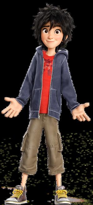 Hiro Takachiho - Walt Disney Animation Studios reimagining of Hiro