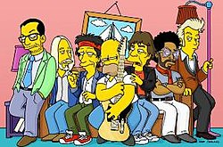 Homer with musical guests.jpg