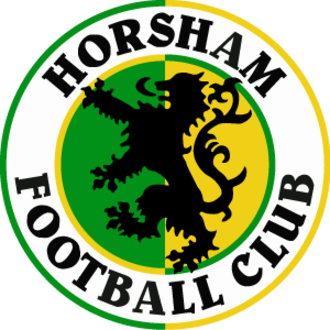 Horsham F.C. - Image: Horsham FC badge