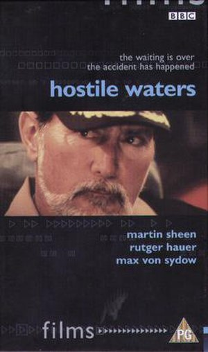 Hostile Waters (film) - Cover of 1998 BBC VHS release of the film