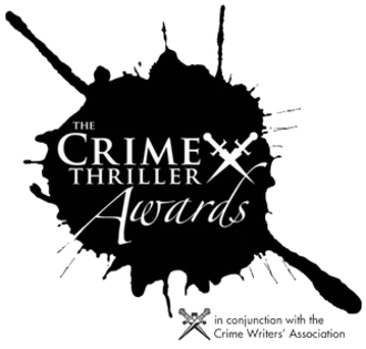 Crime Thriller Awards - ITV3 Crime Thriller Awards logo