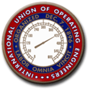 International Union of Operating Engineers - Image: IUOE logo