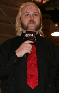 Ian Rotten American professional wrestler and promoter