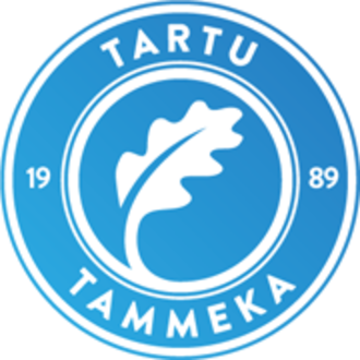 Tartu JK Tammeka - Image: JK Tammeka crest