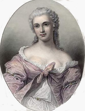 Zaïre (play) - Jeanne-Catherine Gaussin, who played the title role of Zaïre