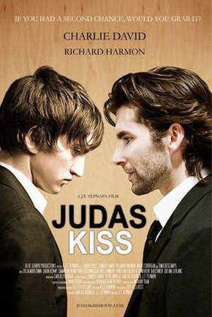 Judas Kiss (2011 film) - Official movie poster