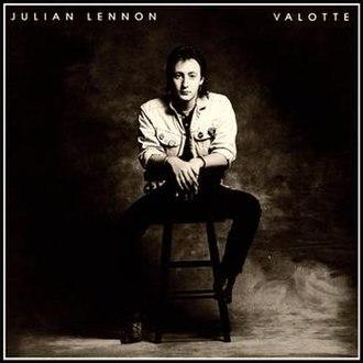 Valotte - Image: Julian Lennon Valotte
