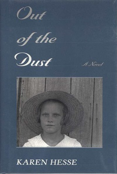 Picture of a book: Out Of The Dust