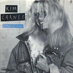 Crazy in Love (Kim Carnes song) - Image: Kim love