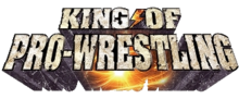 The NJPW King of Pro-Wrestling logo