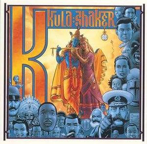K (album) - Image: Kula Shaker K