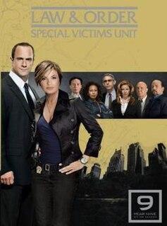 <i>Law & Order: Special Victims Unit</i> (season 9) Season of television series Law & Order: Special Victims Unit