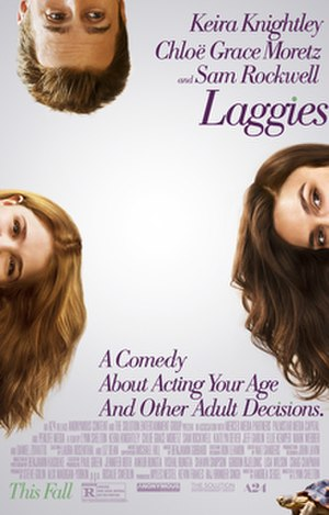 Laggies - Theatrical release poster