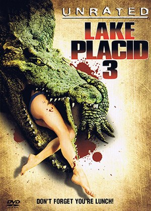 Lake Placid 3 - DVD cover
