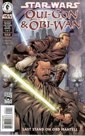 Qui-Gon and Obi-Wan: Last Stand on Ord Mantell