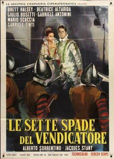 <i>The Seventh Sword</i> 1962 film by Riccardo Freda