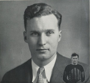 Lloyd Brazil - Brazil from 1929 U. of D. yearbook