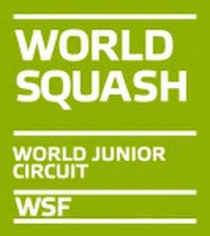 World Junior Squash Championships - Image: Logo WSF Junior Circuit