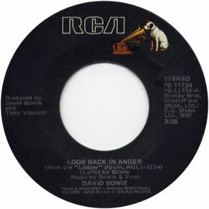 Look Back in Anger (song)