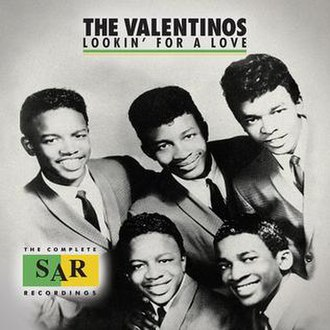 Lookin' for a Love - Image: Lookin' for a Love The Valentinos