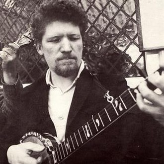 Luke Kelly - Kelly in 1967