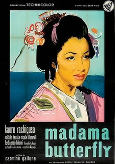 <i>Madame Butterfly</i> (1954 film)