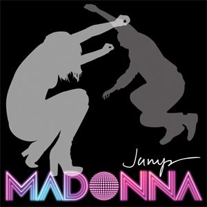 Jump (Madonna song) - Image: Madonna Jump (single)