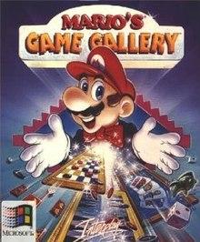 mario s game gallery wikipedia