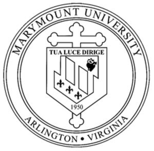 Marymount University - Image: Marymount University (seal)