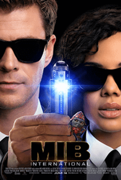 Picture of a movie: Men In Black: International
