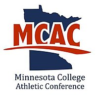Minnesota College Athletic Conference logo