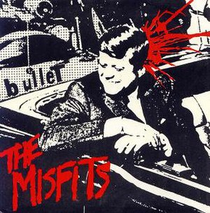 Bullet (Misfits song) - Image: Misfits Bullet cover