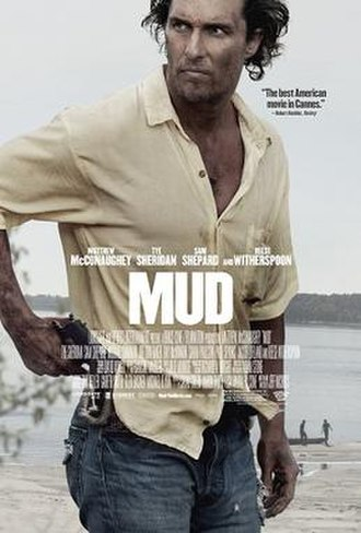 Mud (2012 film) - Theatrical release poster